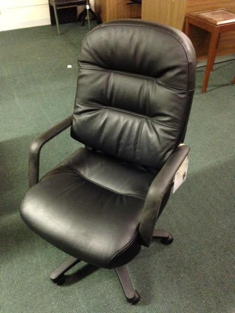 Charmant EXECUTIVE CHAIR. Hon PillowSoft ...